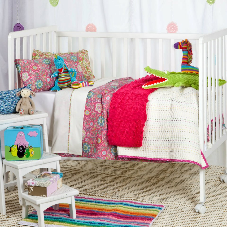 Zara home kids verano 2012 decoraci n - Cortinas zara home kids ...