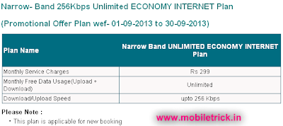MTNL Mumbai Launches Unlimited Internet Plan For Rs.299 Per Month