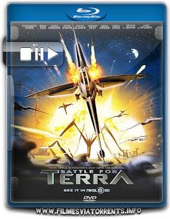 Batalha por T.E.R.R.A Torrent - BluRay Rip 720p Dual Áudio