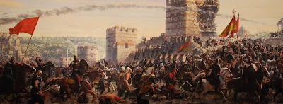 İstanbul'un Fethi kapak resmi