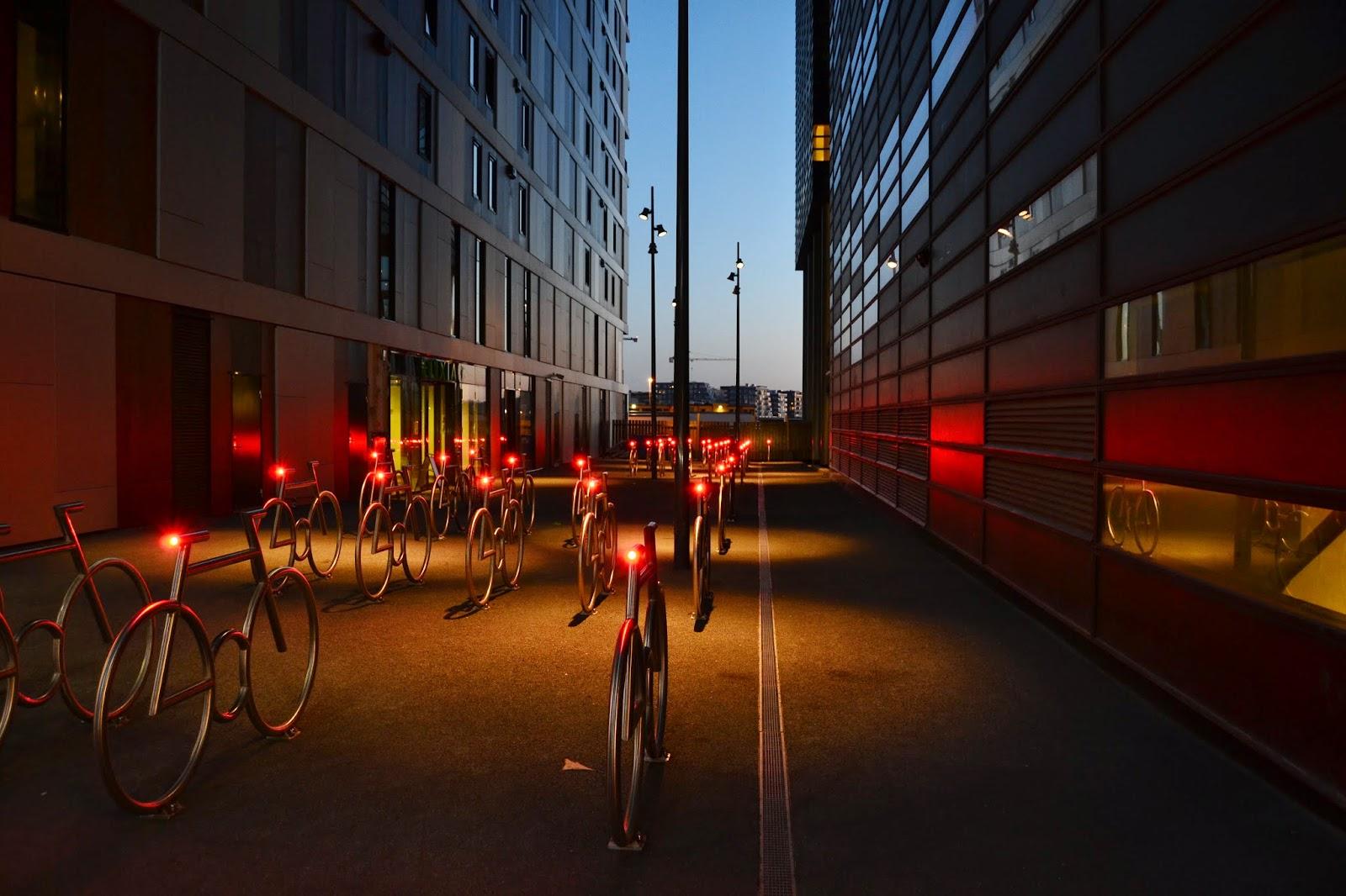 Bjørvika bikes Oslo