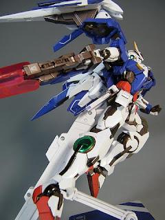 Metal Build 0 Raiser + GN Sword III Set
