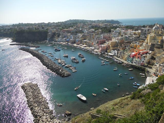 Italian Island Capri