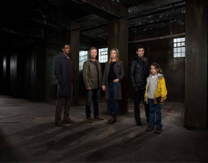 Intruders - Cast Promotional Photos
