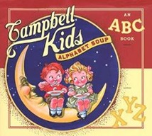 Campbell Kids Alphabet Soup by H.N. Abrams, publisher (P CAM)