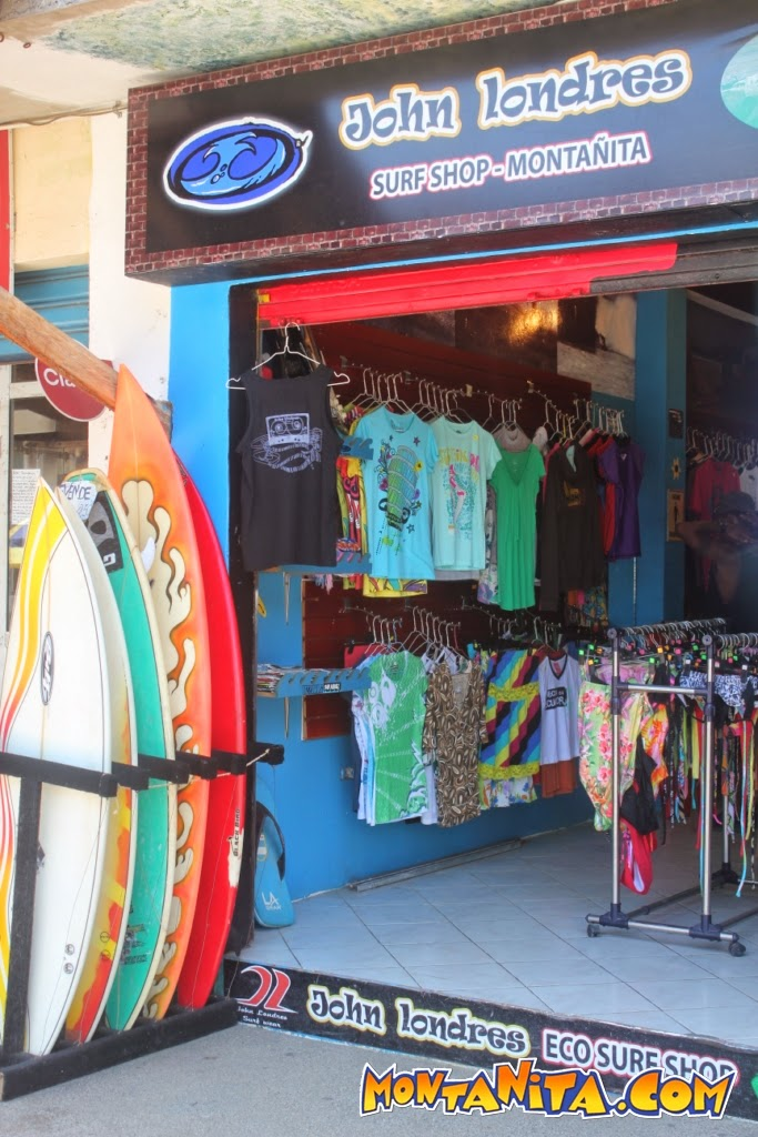 John Londres Surf Shop