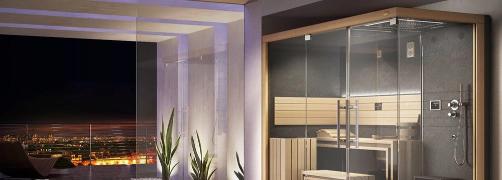 Arredamenti Moderni Le Docce Con Bagnoturco O Sauna Per