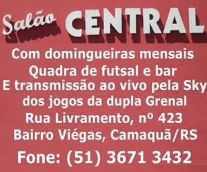 Salão Central - Camaquã/RS