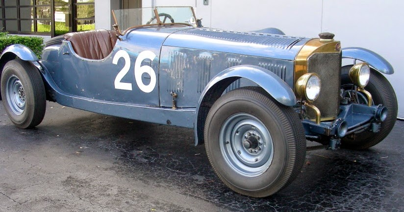 Just A Car Guy 1939 Hot Rod Racer Of Briggs Cunningham