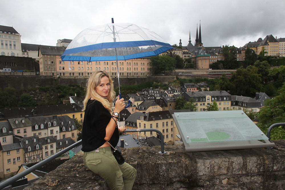 Traveling Notes, Europe Road Trip, Luxembourg