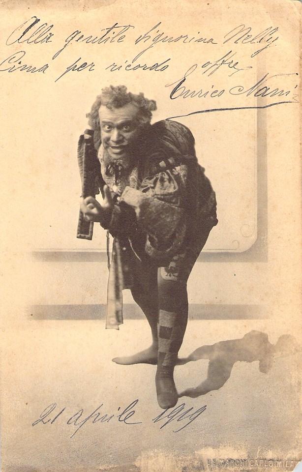 ITALIAN BARITONE ENRICO NANI (1873-1940) CD