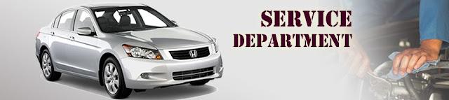 Honda Car Service