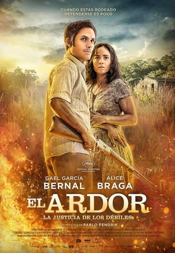 El Ardor (2014) DVDRip Latino