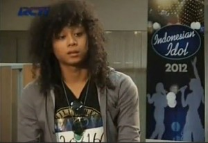Prattyoda Bhayangkara,top 12 kontestan indonesian idol 2012