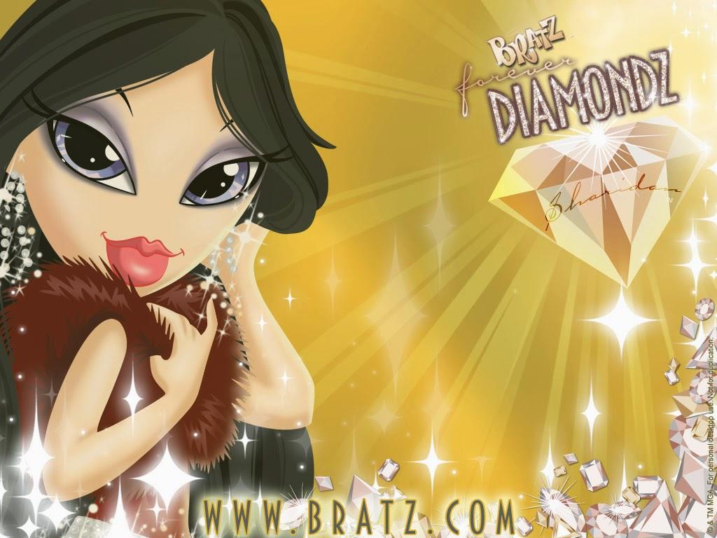 www bratz diamondz com: