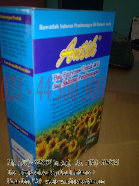bubuk bakteri bioantik, bacteria powder, enzym bio, septic tank biotech