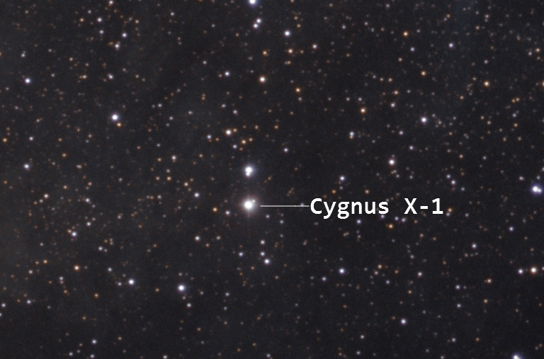 Resultado de imagen de agujero negro cygnus X-1