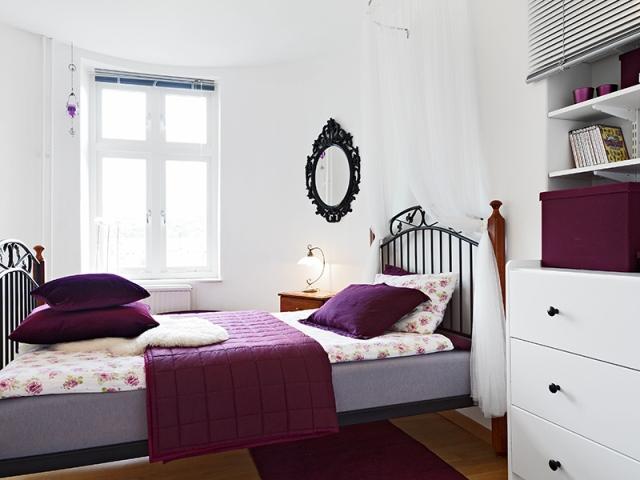 nordic and lavander