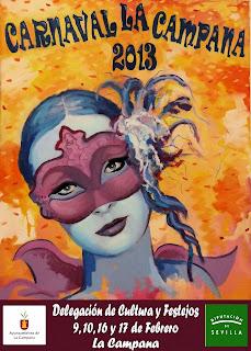 Carnaval La Campana 2013