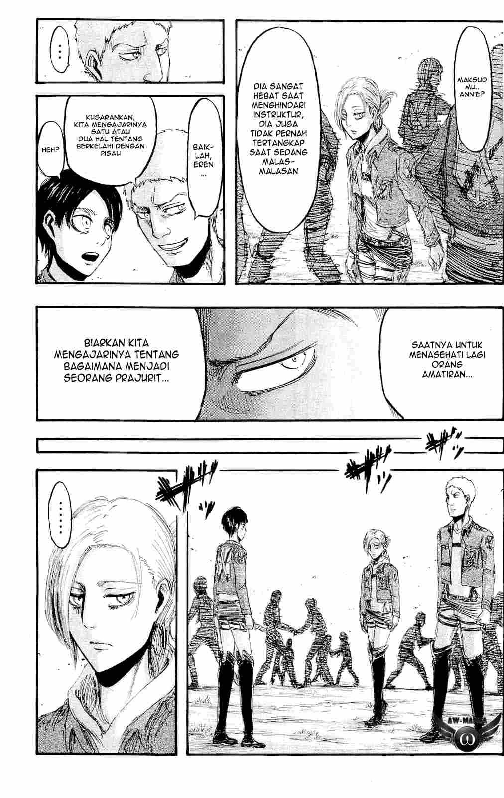 Komik shingeki no kyojin 017 - ilusi dari kekuatan 18 Indonesia shingeki no kyojin 017 - ilusi dari kekuatan Terbaru 9|Baca Manga Komik Indonesia|