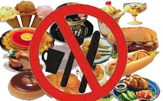 Makanan Yang Dilarang Saat Hamil Muda