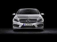 2013 Mercedes A-Class W176 Official picture