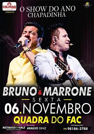 SHOW BRUNO E MARRONE