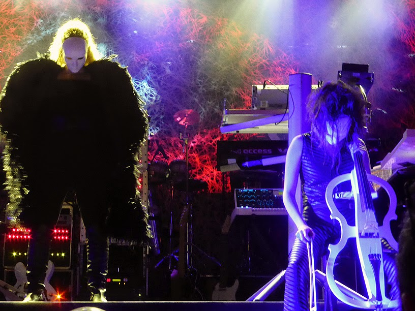 Tangerine Dream live @ Le Trianon 2014 / photo S. Mazars