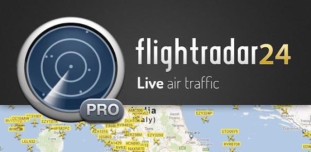 Flightradar24 Pro v3.6.4 build 3641