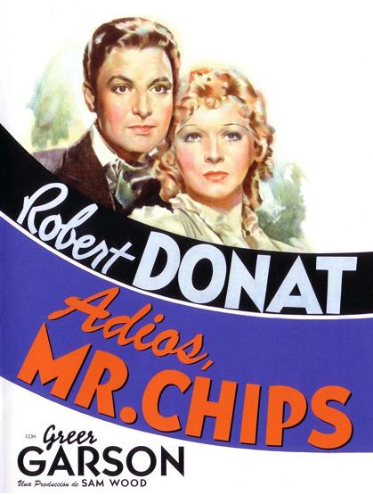 Adiós, Mr Chips (1939)