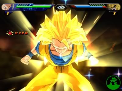 dragon ball z fighting 2