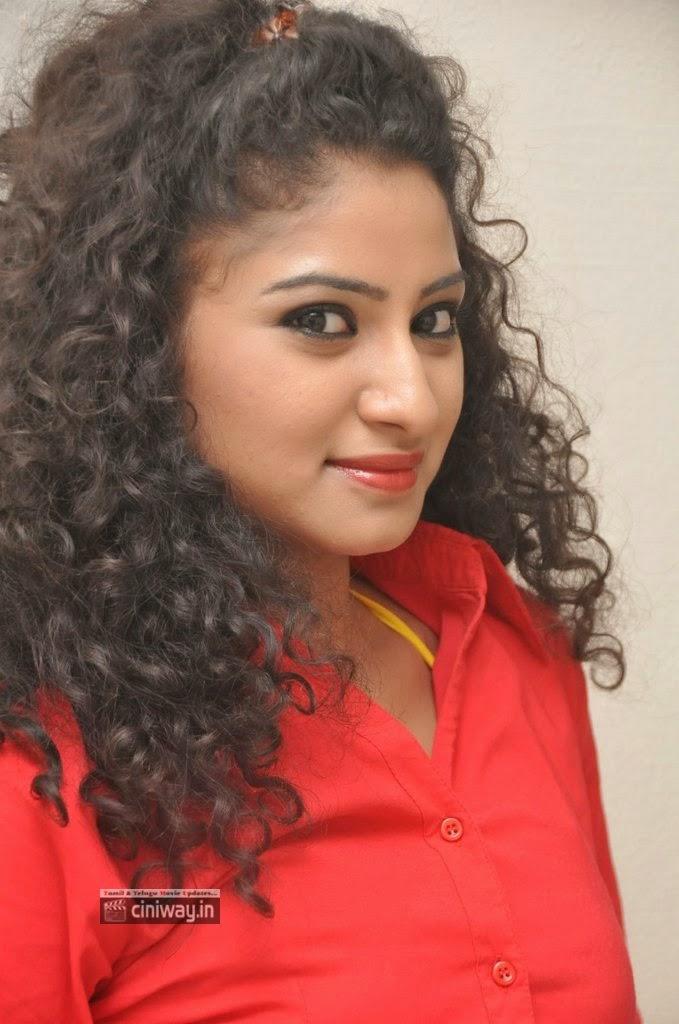 Vishnu-Priya-Latest-Stills-at-Nenu-Naa-Friends-Success-Meet