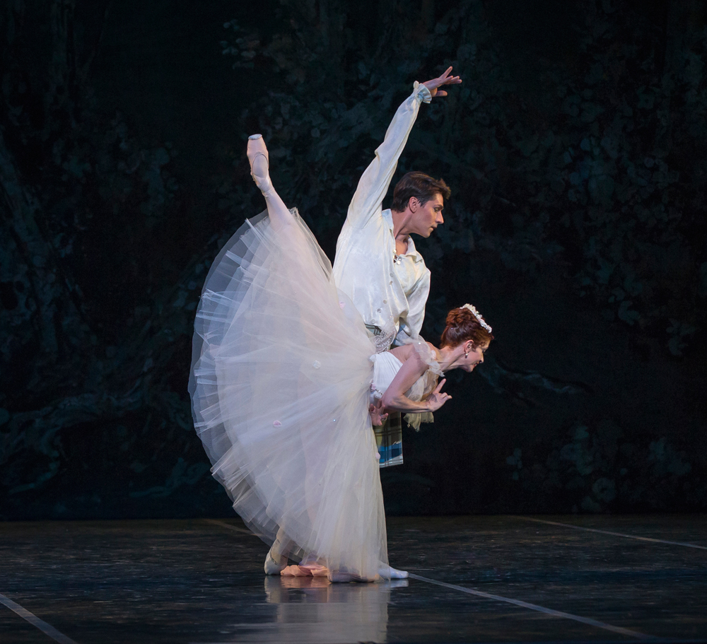 Photos From La Sylphide