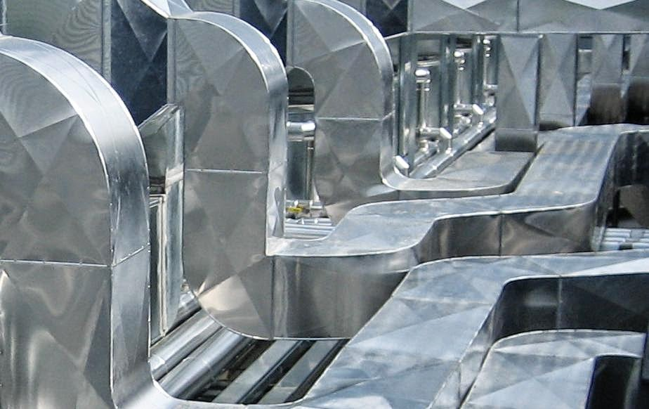 Tipos de conductos de climatizaci n ventilaci n y - Conductos de chapa ...