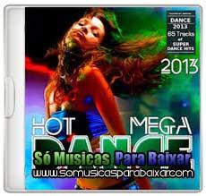 musicas+para+baixar CD Hot Mega Dance (2013)