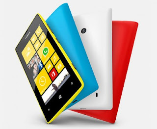 Lumia 520 Smartphone Windows Phone 8 Termurah dari Nokia