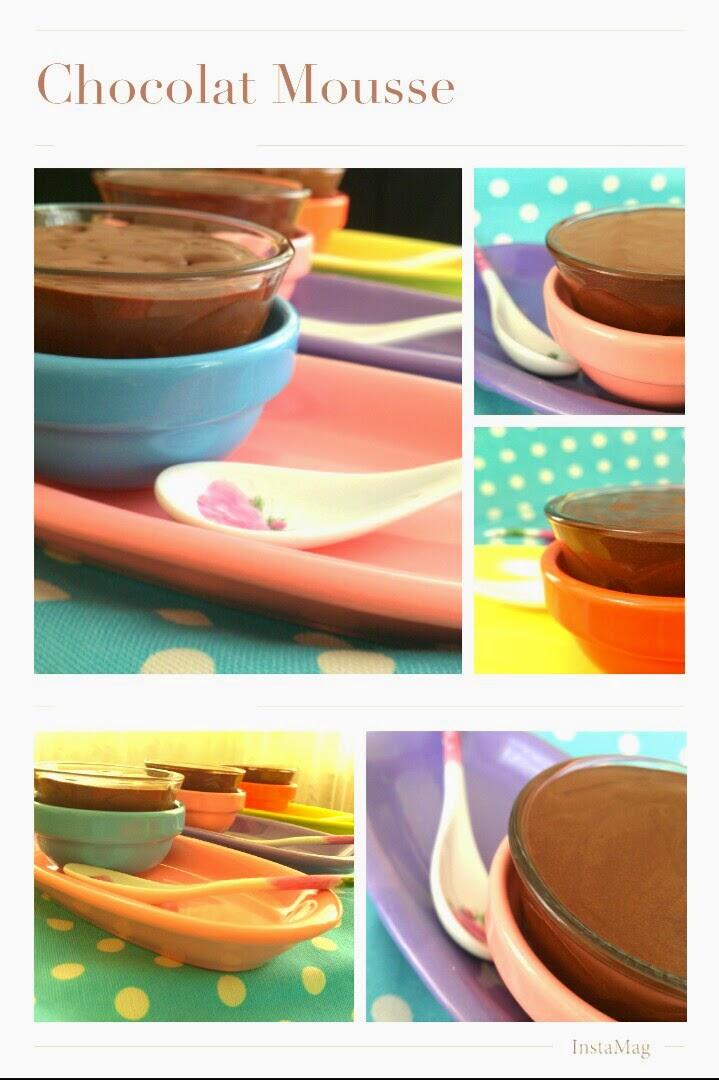 Çikolatalı Mus