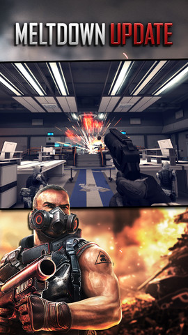 Modern Combat 4: Zero Hour For iOS