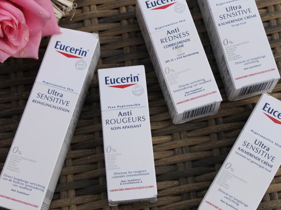 Eucerin Hypersensitive Lijn.