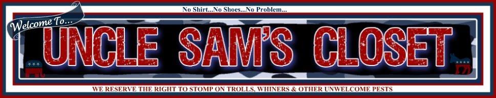 Uncle Sam's Closet