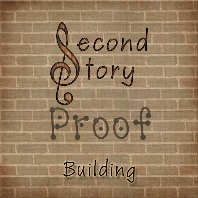 Second Story Band Cover Designs