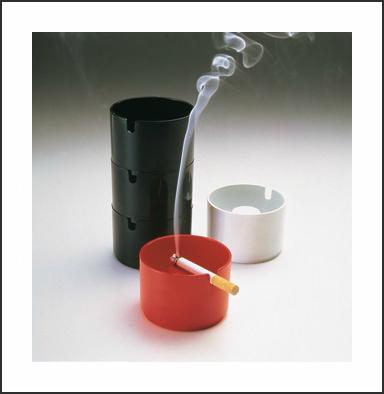 CENICEROS ANDRÉ RICARD : objetos cotidianos de diseño