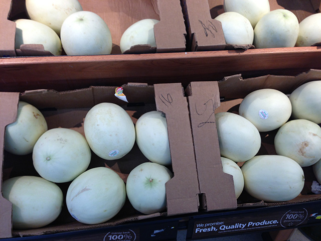Honeydew Melons - Picking the Perfect Melon