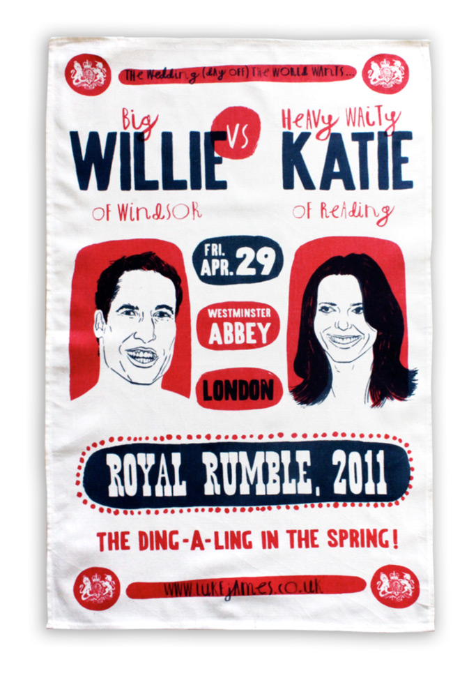 royal wedding tea towel. THIS TEA TOWEL IS A LIMITED