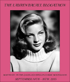 Participant in The Lauren Bacall Blogathon