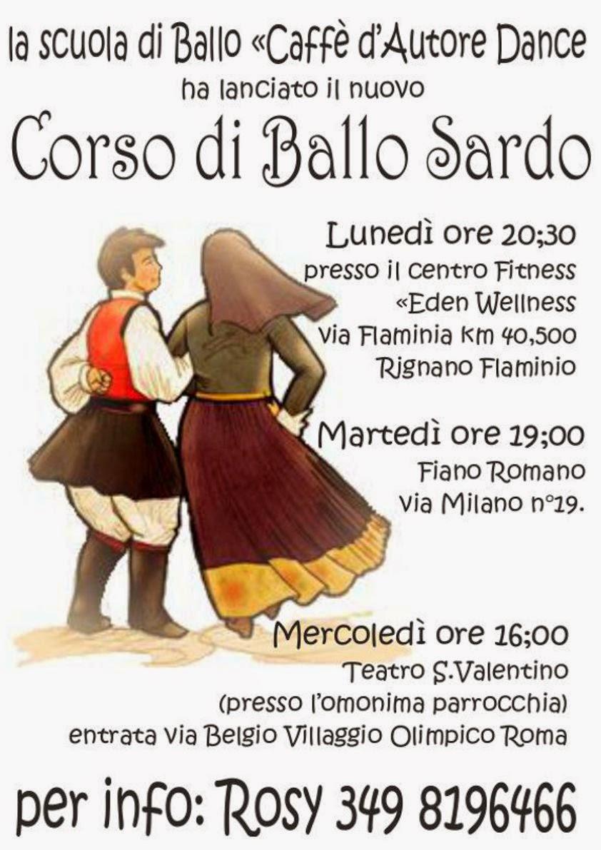 novità: Ballo Sardo