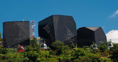 Maravilla-Biblioteca España-Medellín-Colombia