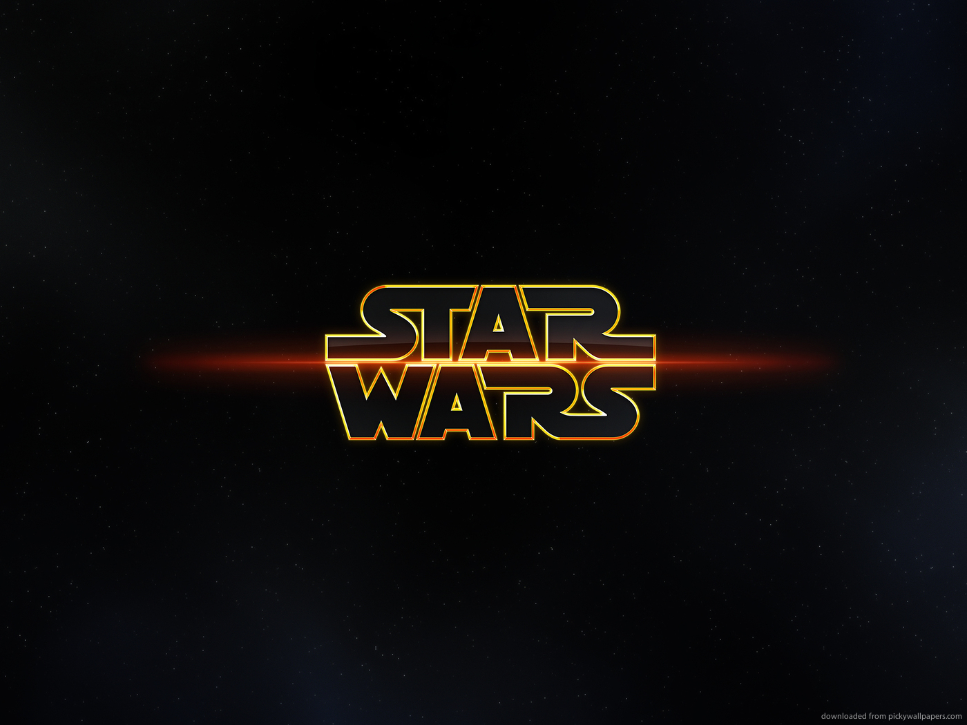 All About Logo: Star Wars Logo