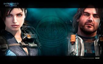 #17 Resident Evil Wallpaper