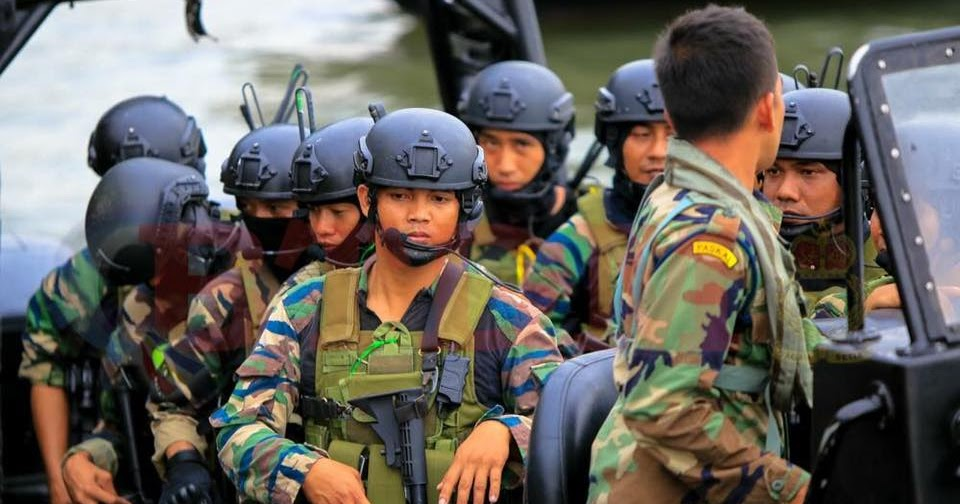 Malaysia military power ijcet tiger mint malaysia and united state special forces